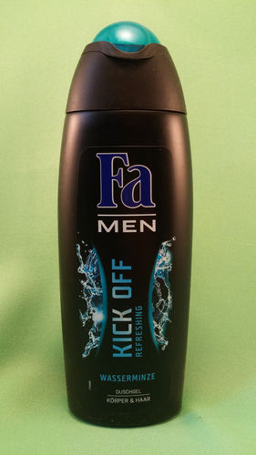 Fa Men Duschgel Kick Off - Wasserminze 250 ml