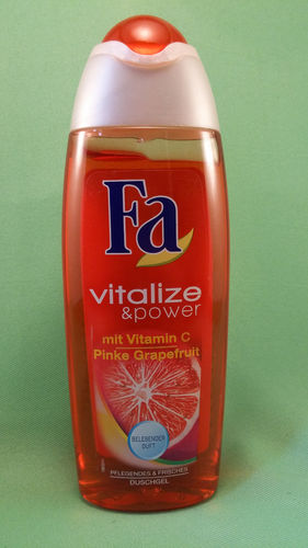 Fa Duschgel Vitalize & Power 250 ml