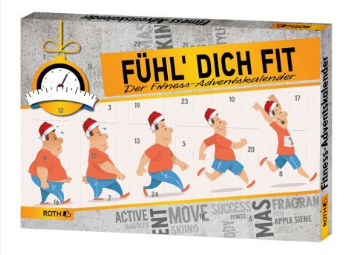 Adventskalender - Fühl Dich Fit